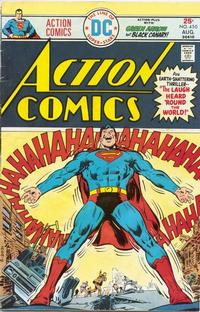 Cover Thumbnail for Action Comics (DC, 1938 series) #450