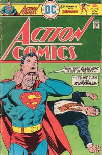 Cover Thumbnail for Action Comics (DC, 1938 series) #453