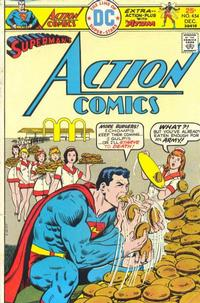 Cover Thumbnail for Action Comics (DC, 1938 series) #454