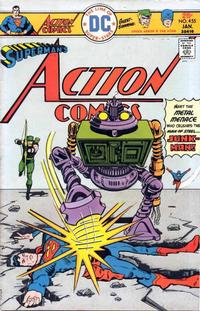 Cover Thumbnail for Action Comics (DC, 1938 series) #455