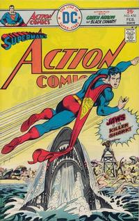 Cover Thumbnail for Action Comics (DC, 1938 series) #456