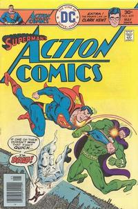 Cover Thumbnail for Action Comics (DC, 1938 series) #459