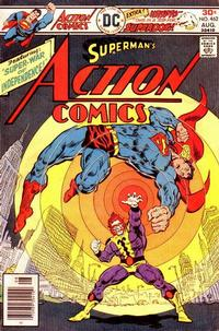 Cover Thumbnail for Action Comics (DC, 1938 series) #462