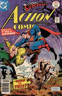 Cover Thumbnail for Action Comics (DC, 1938 series) #470
