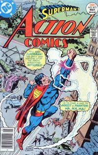 Cover Thumbnail for Action Comics (DC, 1938 series) #471