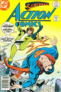 Cover Thumbnail for Action Comics (DC, 1938 series) #472