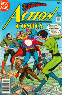 Cover Thumbnail for Action Comics (DC, 1938 series) #473