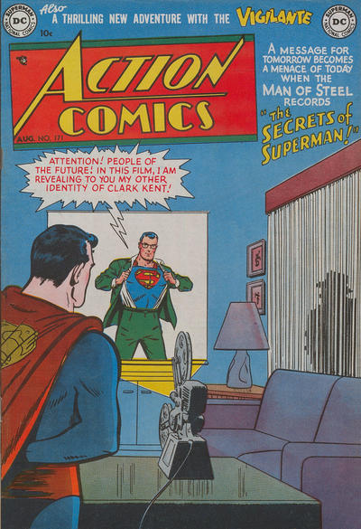 Cover for Action Comics (DC, 1938 series) #171