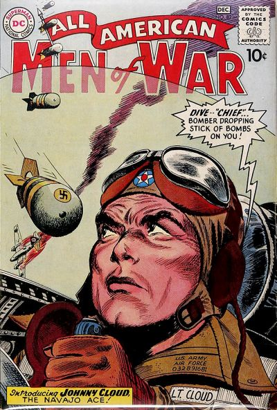 Cover for All-American Men of War (DC, 1953 series) #82