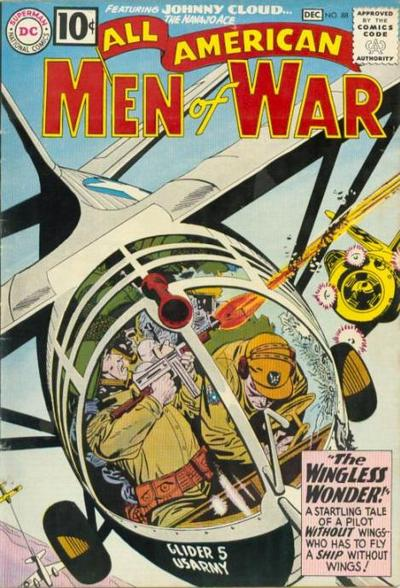 Cover for All-American Men of War (DC, 1953 series) #88