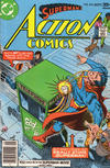 Cover for Action Comics (DC, 1938 series) #475