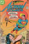 Cover for Action Comics (DC, 1938 series) #476
