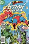 Cover for Action Comics (DC, 1938 series) #477
