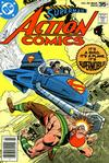 Cover Thumbnail for Action Comics (1938 series) #481