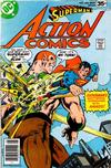 Cover for Action Comics (DC, 1938 series) #483
