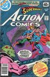 Cover Thumbnail for Action Comics (1938 series) #491