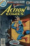 Cover for Action Comics (DC, 1938 series) #493