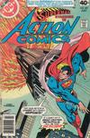 Cover for Action Comics (DC, 1938 series) #497