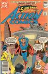 Cover Thumbnail for Action Comics (1938 series) #501