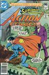 Cover for Action Comics (DC, 1938 series) #507 [Whitman]