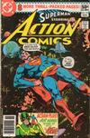 Cover Thumbnail for Action Comics (1938 series) #513 [Newsstand]
