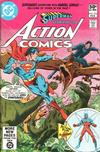 Cover Thumbnail for Action Comics (1938 series) #516 [Direct]