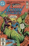 Cover for Action Comics (DC, 1938 series) #519 [Direct]