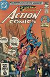Cover Thumbnail for Action Comics (1938 series) #520 [Direct]