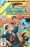 Cover for Action Comics (DC, 1938 series) #524 [Direct]