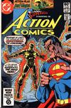 Cover for Action Comics (DC, 1938 series) #525 [Direct]