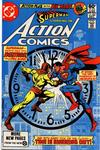 Cover Thumbnail for Action Comics (1938 series) #526 [Direct]
