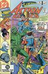 Cover for Action Comics (DC, 1938 series) #536 [Direct]