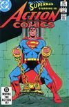 Cover for Action Comics (DC, 1938 series) #539 [Direct]