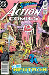 Cover for Action Comics (DC, 1938 series) #543 [Newsstand]