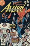 Cover for Action Comics (DC, 1938 series) #548 [Direct]
