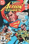 Cover for Action Comics (DC, 1938 series) #549 [Direct]