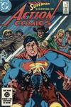 Cover for Action Comics (DC, 1938 series) #557 [Direct]