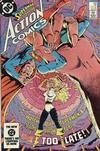 Cover Thumbnail for Action Comics (1938 series) #559 [Direct]