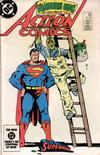 Cover Thumbnail for Action Comics (1938 series) #560 [Direct]