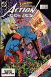 Cover Thumbnail for Action Comics (1938 series) #561 [Direct]