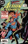 Cover Thumbnail for Action Comics (1938 series) #562 [Direct]