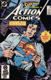 Cover Thumbnail for Action Comics (1938 series) #564 [Direct]