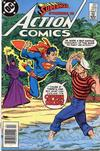 Cover Thumbnail for Action Comics (1938 series) #566 [Canadian]