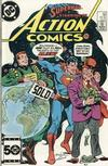 Cover Thumbnail for Action Comics (1938 series) #573 [Direct]