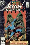 Cover Thumbnail for Action Comics (1938 series) #576 [Direct]
