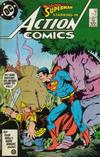Cover for Action Comics (DC, 1938 series) #579 [Direct]
