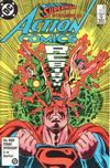 Cover Thumbnail for Action Comics (1938 series) #582 [Direct Edition]