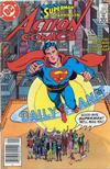 Cover Thumbnail for Action Comics (1938 series) #583 [Newsstand]