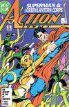 Cover Thumbnail for Action Comics (1938 series) #589 [Direct]