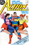 Cover Thumbnail for Action Comics (1938 series) #597 [Direct]